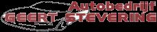 Het logo van Autobedrijf Geert Stevering
